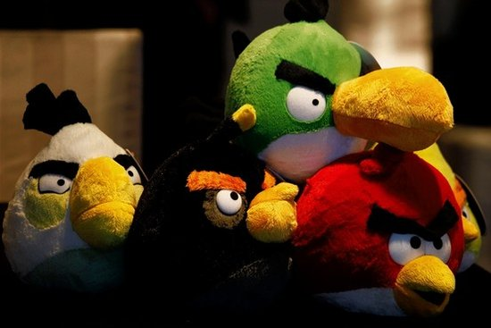 Rovio进军电视业 《愤怒的小鸟》动画即将推出