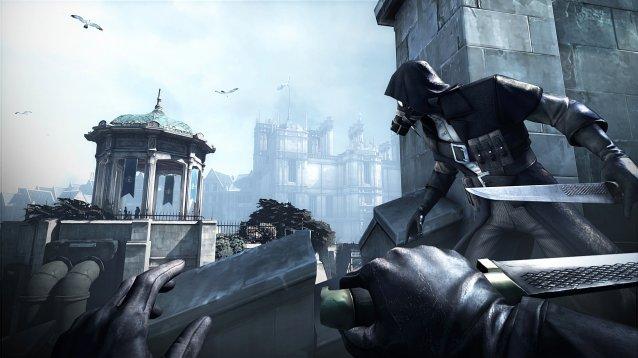 "<b>《耻辱》DLC""顿沃城之锋""细节 控制反派获救赎</b>"