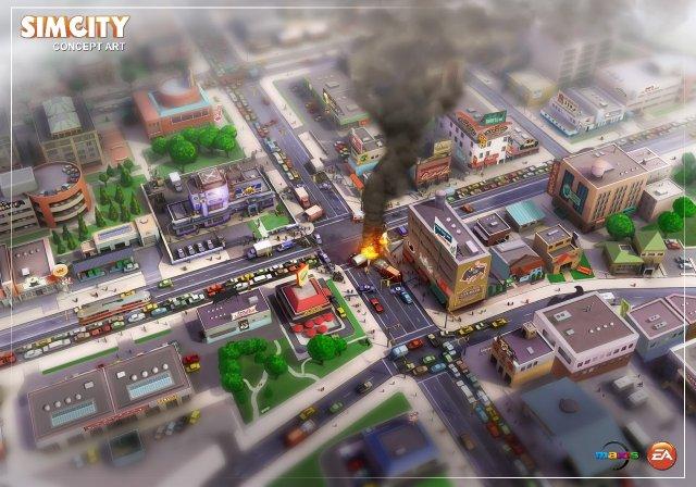 对不起你们 《模拟城市5》开发商Maxis公开道歉