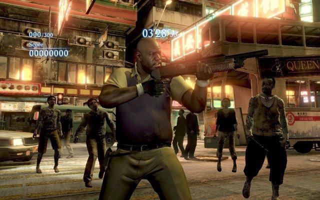 卡婊与Valve携手 生化6与求生之路2角色互相穿越