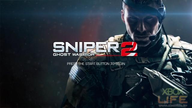 狙击手:幽灵战士2/单机.局域网联机