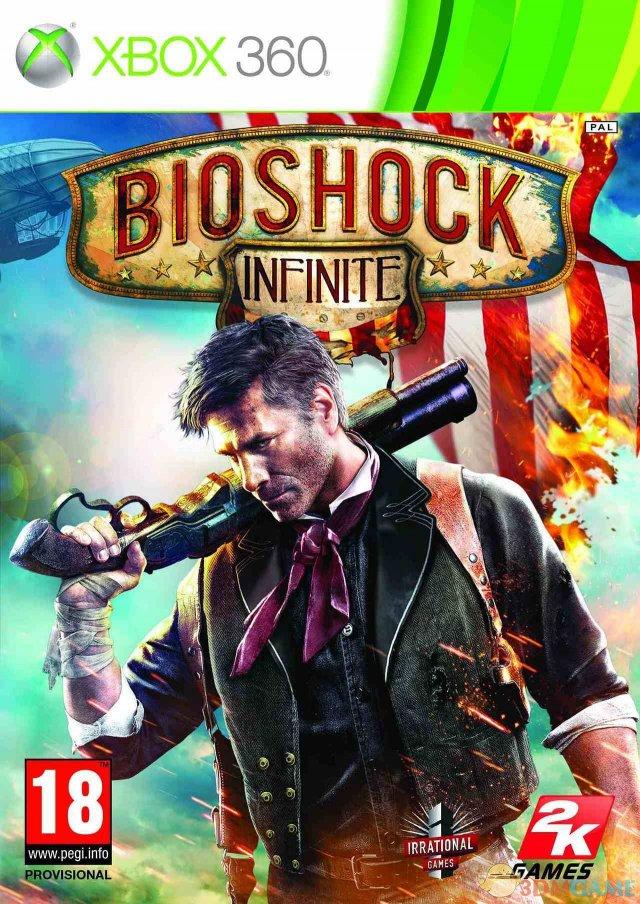 全国首发 《生化奇兵3无限》Xbox360英文版发布