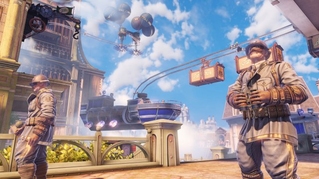 Steam游戏销量榜 《生化奇兵:无限》荣登榜首