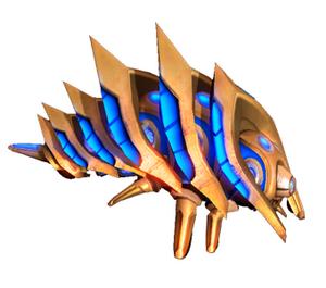 星际虫君_《星际争霸2》未实现单位 大脚兵金甲虫唤起童年