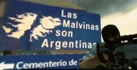 阿根廷CS:GO改版问世 与英恐怖分子大战马尔维纳
