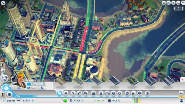 <b>《模拟城市5》2.0升级补丁:提升效率,修复BUG</b>
