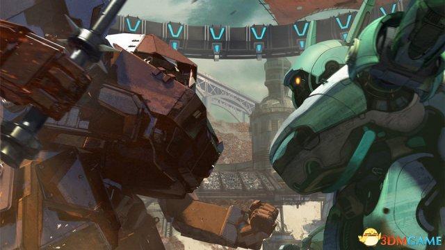 《重装机甲突击》将给机甲类游戏带来大量创新