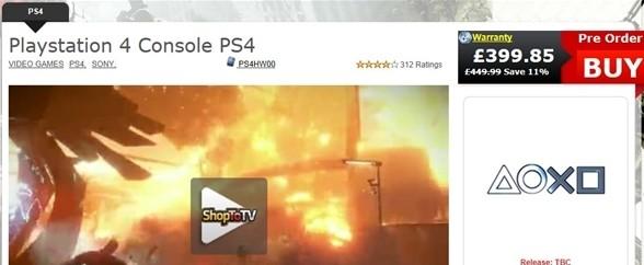<b>比小米还难买?索尼很高兴 PS4需求各种超预期</b>