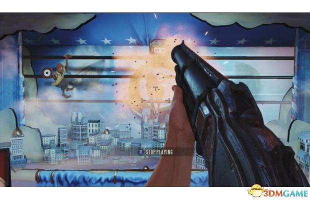 《生化奇兵:无限》25大杀器 有大枪才能驾驭小萝莉