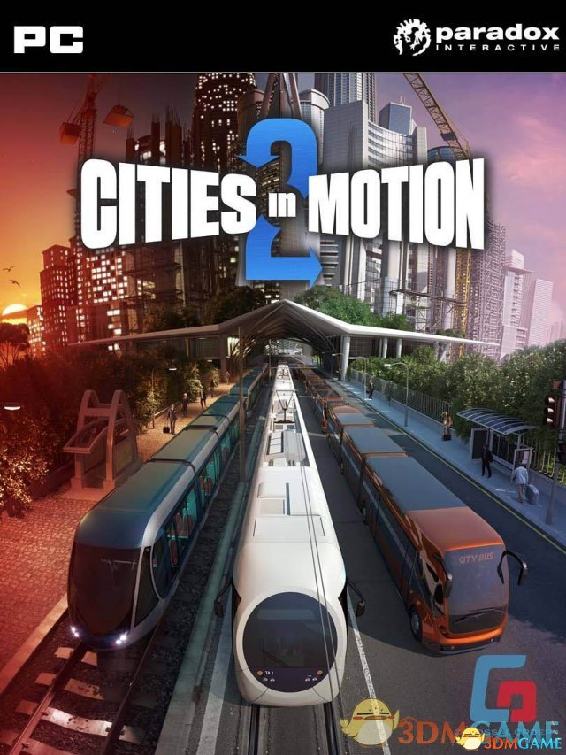 P社交通模拟佳作《都市运输2》PC正式版下载发布