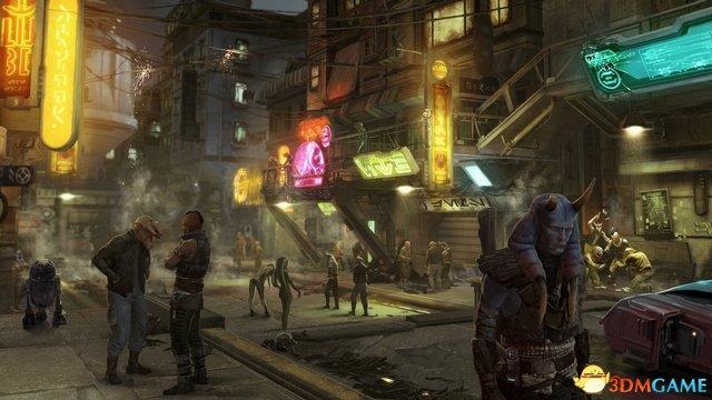 游戏厂商LucasArts终了  新作《星际大战1313》将被取消