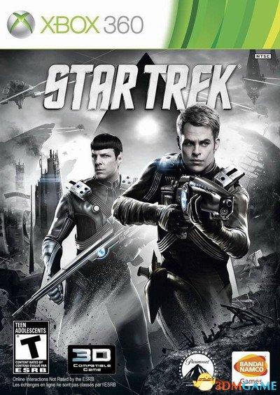 《星际迷航》Xbox360版下载 舰长血战强悍外星人