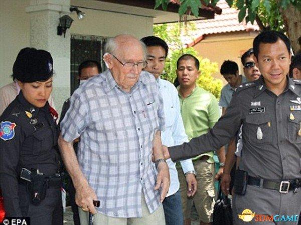 禽兽不如!93岁澳大利亚男子东南亚强奸4姐妹