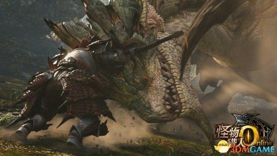 雌火龙要逆天!《怪物猎人OL》首部CG动画公布