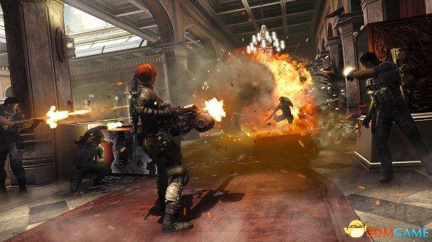 基友打枪齐上阵 EA新作《导火索》演示视频公布