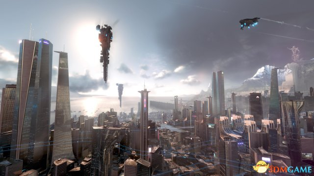 画面强大 《杀戮地带:暗影坠落》仅用3GB内存!