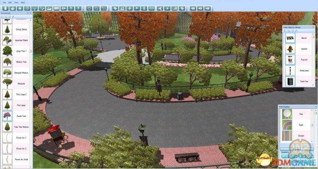 《主题公园》完成8万美元筹资目标 游戏截图曝光