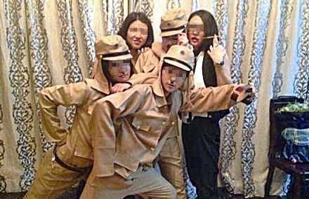 90后女孩COS侵华日军庆生 遭玩家网友猛烈抨击!
