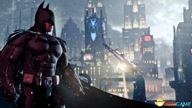 Kevin Conroy是否参与《蝙蝠侠:阿卡姆起源》?
