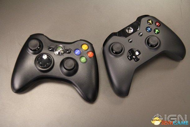 Xbox One手柄体验详测 模拟发动机不对称震动感!