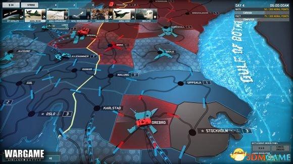 <b>《战争游戏:空地一体战》动态战役系统预告片</b>