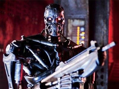 日媒称美国在研发杀人机器人 未来终结者将出现?