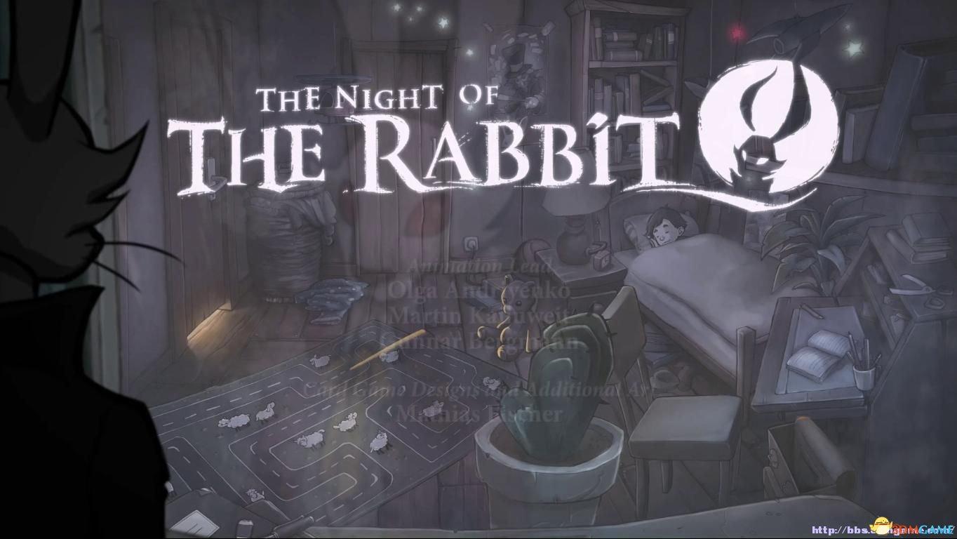 兔子之夜好玩吗图片