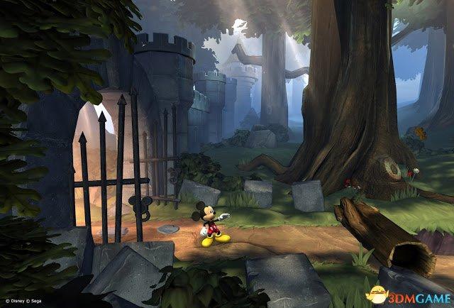 游戏预告片,重制版与1990年原版对照