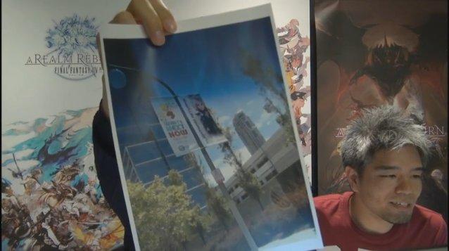 <b>《最终幻想13:雷霆回归》E3海报 奶挺姐英姿飒爽</b>
