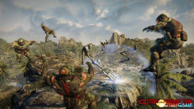 孤岛危机系列三款游戏已登陆XboxOne平台