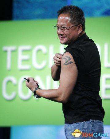 Nvidia老黄心宽体胖 表示自己对收购持开放态度