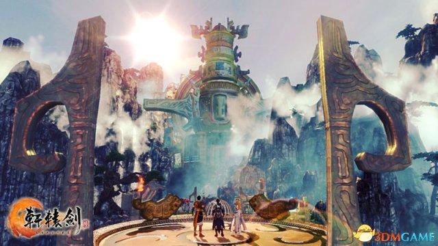 主角群天赋演示 《轩辕剑6》第三宣传视频正式发布