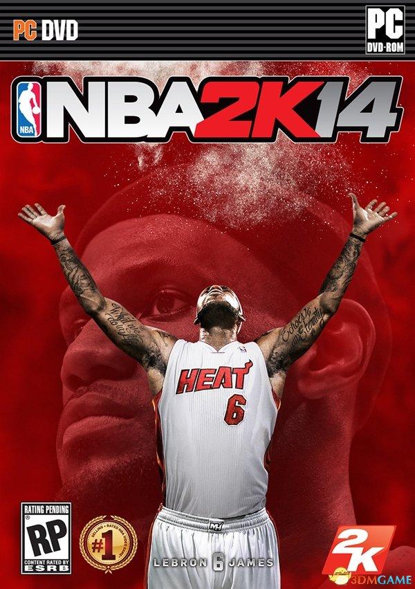 《NBA 2K14》采访视频 预购可获得詹姆斯特典包