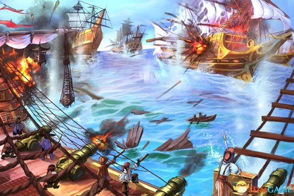 多平台多端合一 重返《大航海》全新航海启程