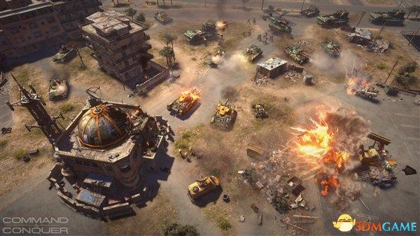 <b>EA大吹特吹《命令与征服》网游 烧钱玩家不会制霸</b>