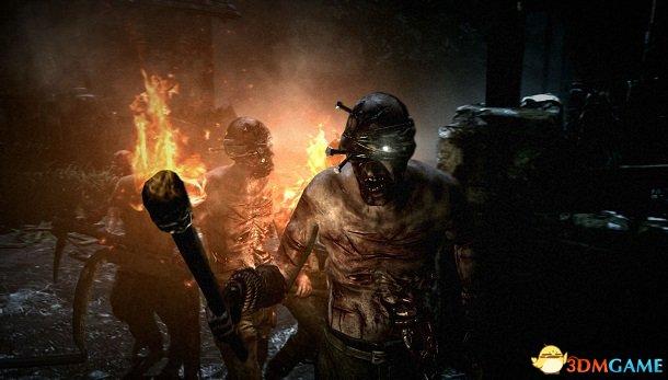 """e3 2013:《恶灵附身》是""""纯粹的求生恐怖游戏"""""""