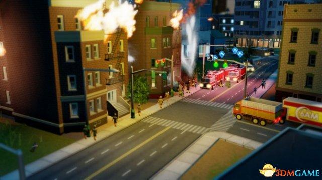 《模拟城市5》重大更新 改善在线系统和互动交流