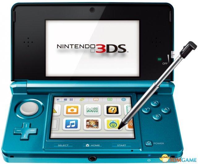 任天堂3DS首超微软Xbox360登美国最畅销游戏机宝座