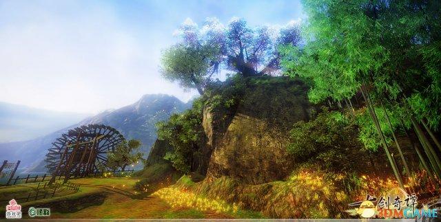 世外桃源 《古剑奇谭2》升级版家园系统盛装呈现