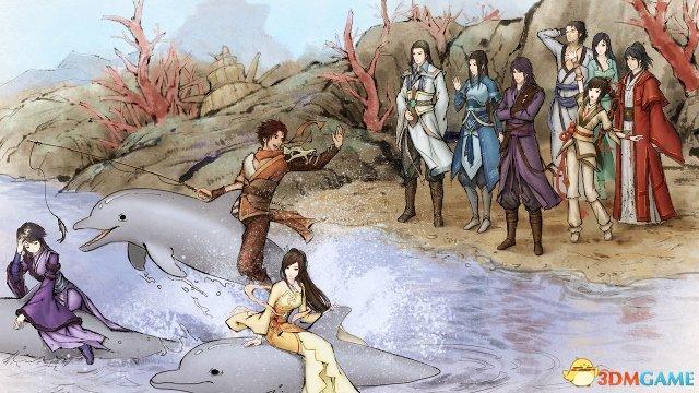 <b>梦华幻斗 国产经典《仙剑5前传》大型DLC即将发布</b>