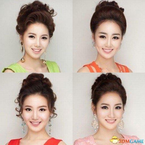 韩国小姐相似度高被恶搞 制成史上最难连连看游戏