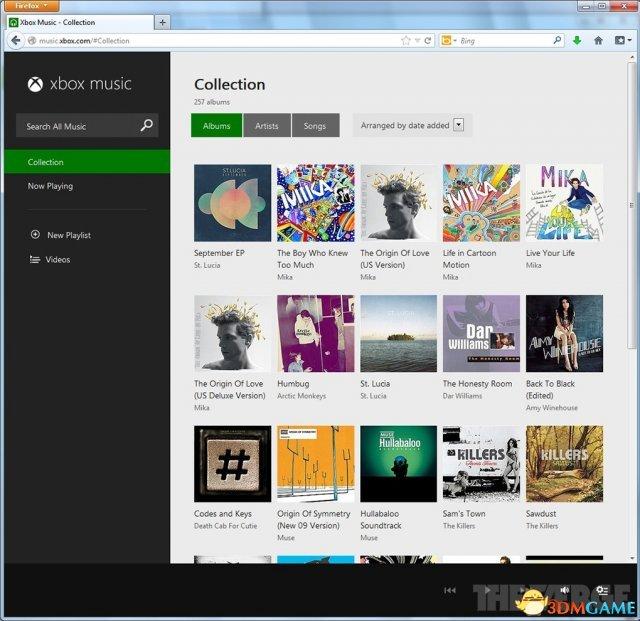 微软确认网页版 Xbox Music 将于下周上线