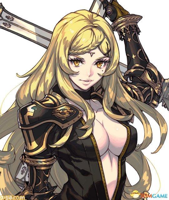 《龙背上的骑兵3》豪放女角登场 丰乳翘臀攻防兼备
