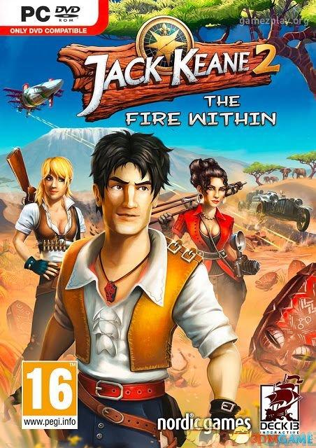 <b>新的冒险开始 《杰克基恩2:火焰之心》3DM破解版</b>