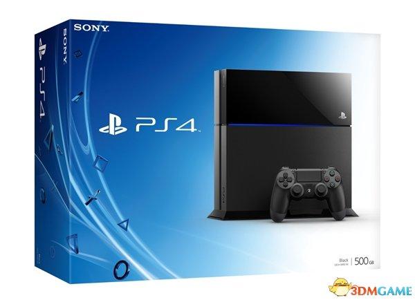 包装附件都很朴素 索尼PS4标准版包装全部实物曝光