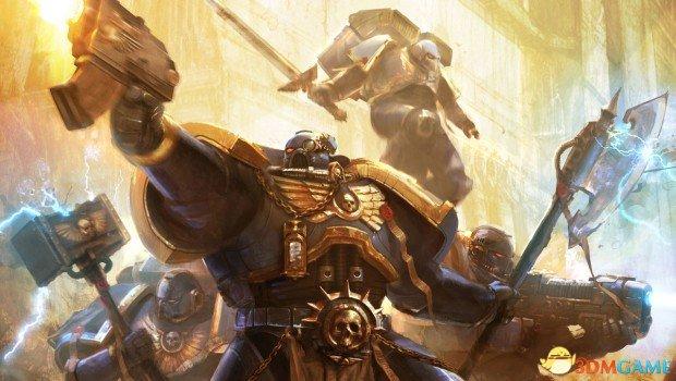 《战锤40K:永恒的十字军》新情报 为帝皇而战!