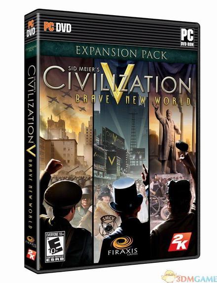 新文明给力 《文明5:美丽新世界》破解版下载