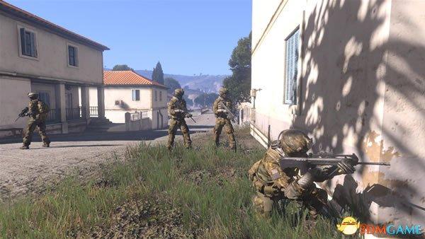 《武装突袭3》测试截图 大量载具武器近距离揭秘