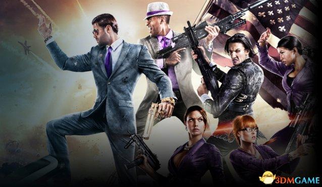 <b>《黑道圣徒4》开发组表示并不担心次世代游戏竞争</b>