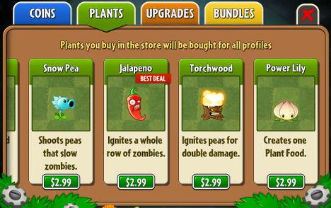 《植物大战僵尸2》微交易详解 EA领悟腾讯模式